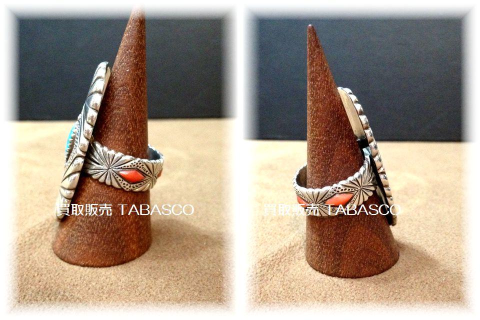レイモンドC.ヤジー 指輪