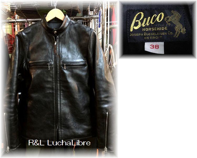 The REAL McCOY'S リアルマッコイズ BUCO J-100