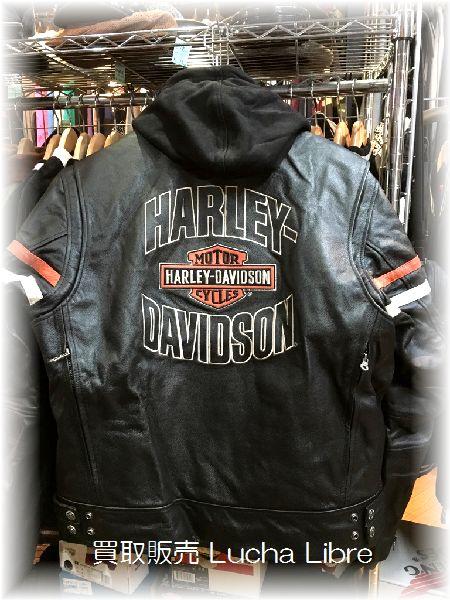 ハーレーダビッドソン ライダースジャケット