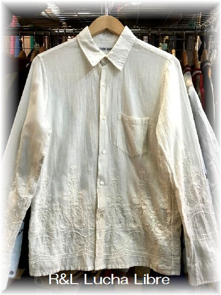 GAIJIN MADE ガイジンメイド 刺繍シャツ