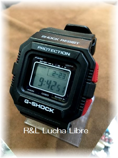 G-SHOCK TOUGH SOLAR