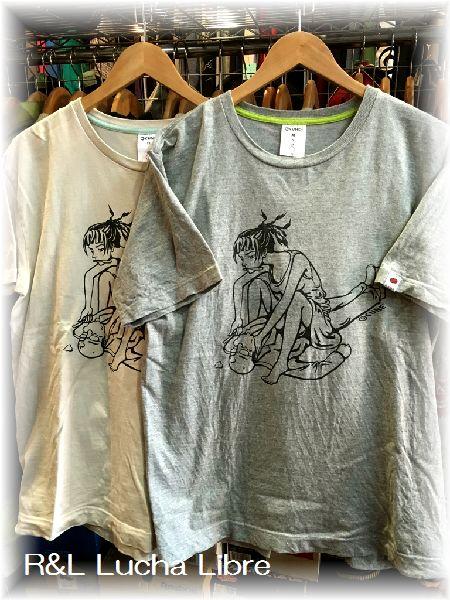 キューン Tシャツ 「床屋さん」