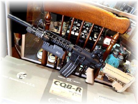 MARUI M4 CQB-R フラット・ダークアース