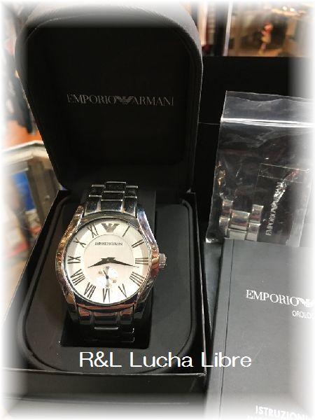 EMPORIO ARMANI エンポリオ アルマーニ 時計
