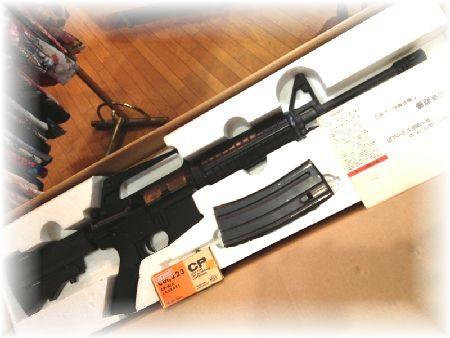 MGC   M16A2 CARBINE M725 HW