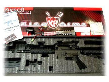 Colt M4CQB キングアームズ