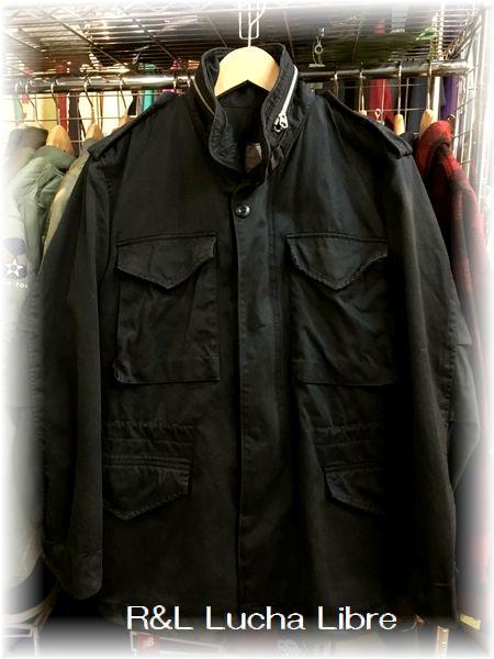 REAL McCOY'S フィールドジャケット M-65