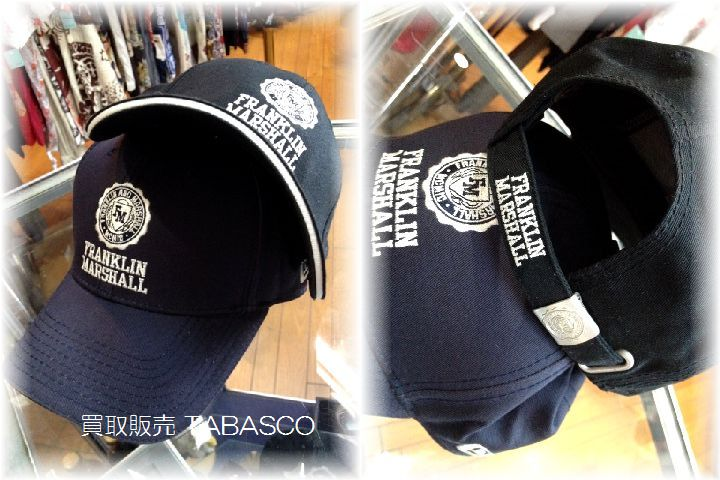 New Era×FRANKLIN & MARSHALL CAP