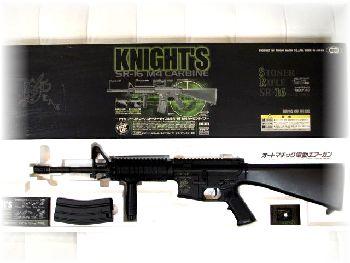 東京マルイ  KNIGHT'S SR-16 M4 CARBINE