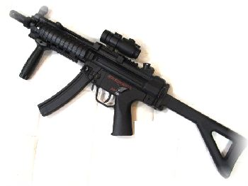 東京マルイMARUI  H&K MP5 R.A.S.