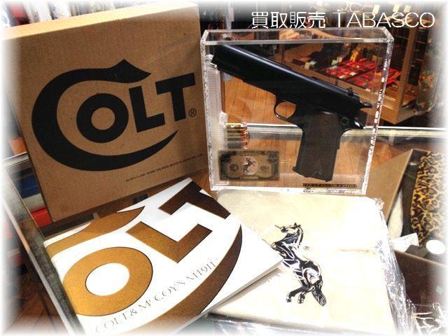 リアルマッコイズ モデルガン COLT & McCOY'S M1911 非装填式