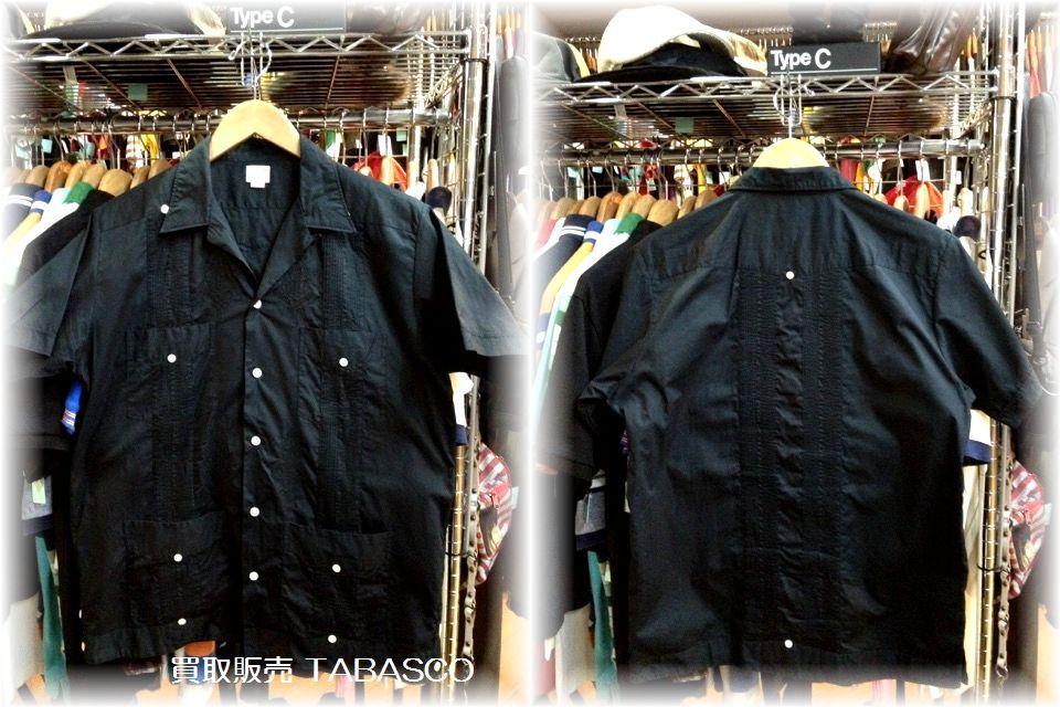 COOTIE GUAYABERA  キューバシャツ L