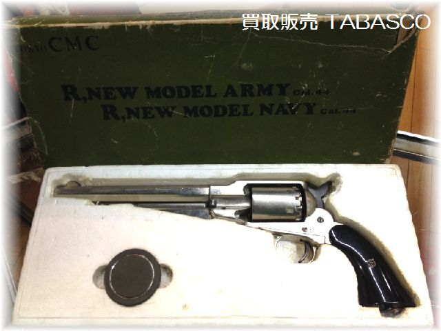 CMC Remington NEW MODEL Cal.44
