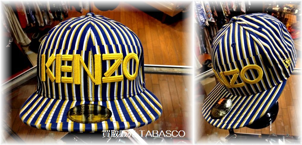 Kenzo x New Era CAP