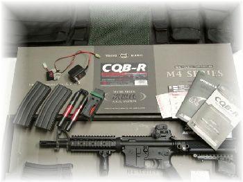 東京マルイ  CQB-R M4 SERIES