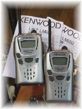 KENWOODケンウッド 特定小電力トランシーバー