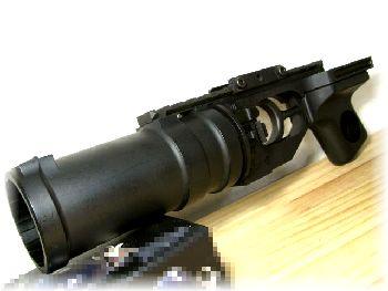ランチャー BG-15 CAW