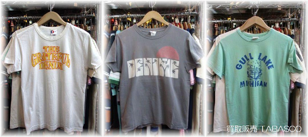 DENIME ドゥニーム Tシャツ5-2