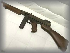 MGC THOMPSON SUBMACHINE GUN